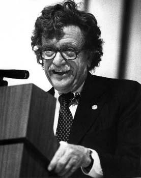 Kurt Vonnegut - Pacifist